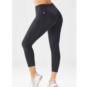 Fabletics Gia Powerlite Cropped Pants Size M